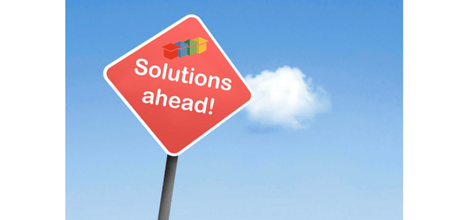 Solutions-sign