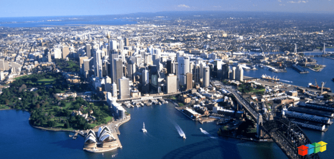 Sydney-landscape-houses