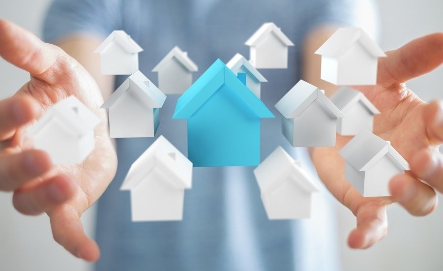 Multiple property portfolio