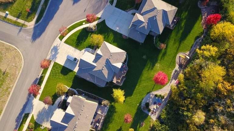 Property tax change