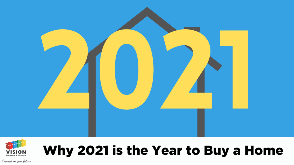 2021 year to buy a home blog banner