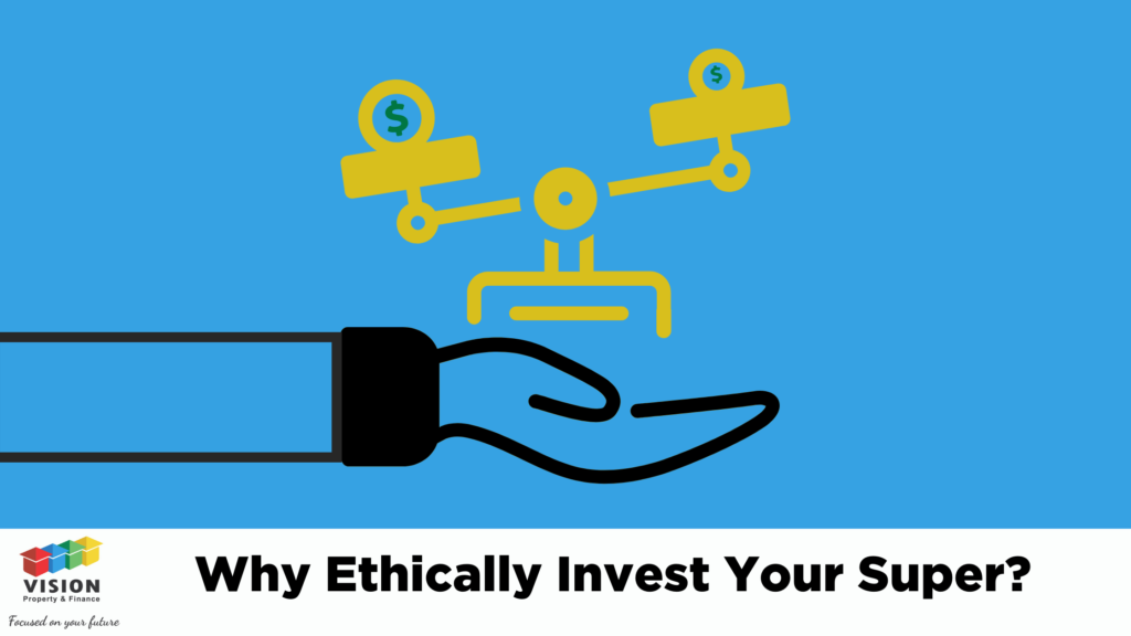 why ethically invest super banner