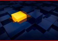 Golden_Tile_Among_Blue_Tiles