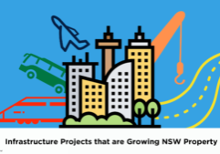 Infrastructure Projects that are Growing NSW Property Prices