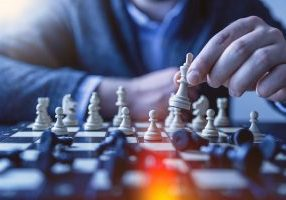 Property investing is like a game of chess