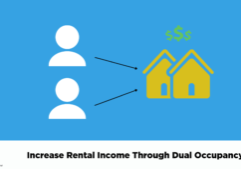 Increase Rental Income Dual Occupancy blog banner